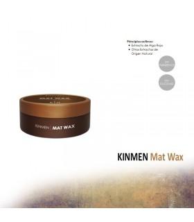 KINMEN  Mat Wax