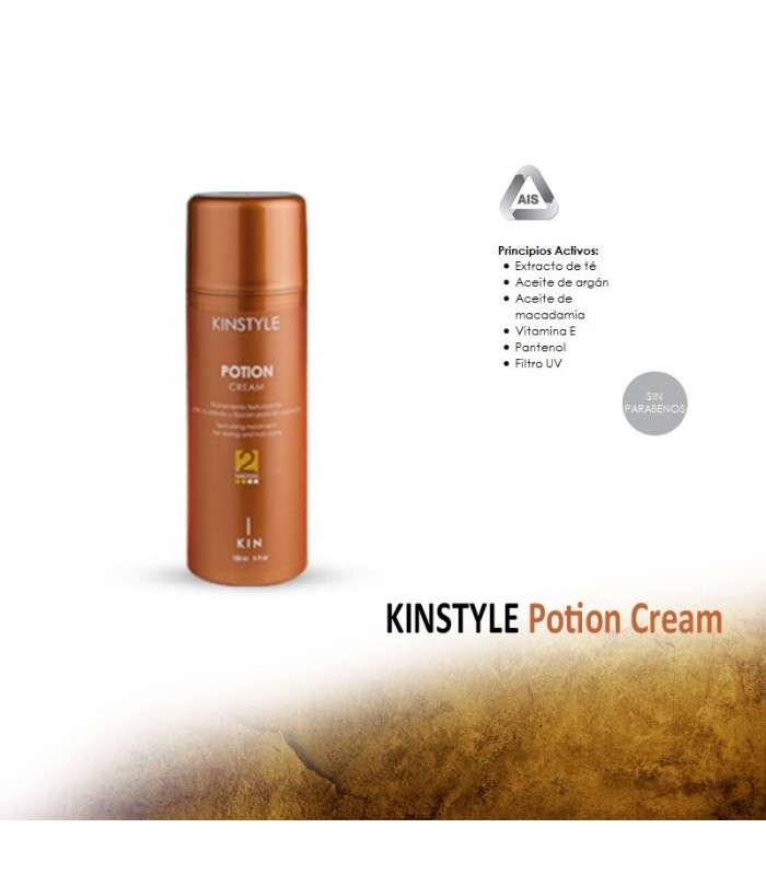 KINSTYLE Potion Cream