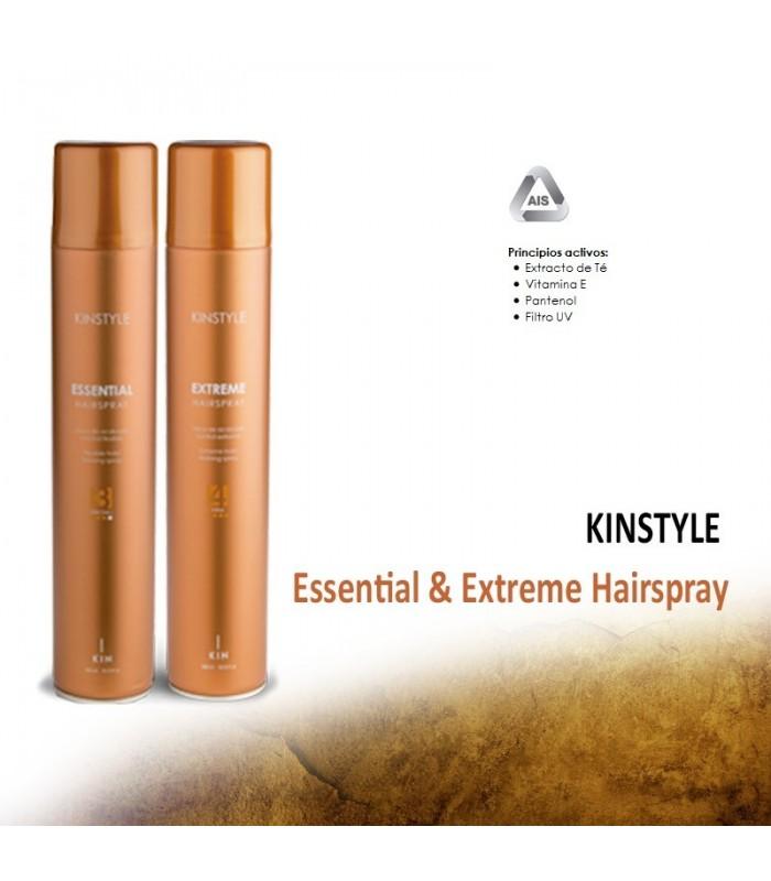 KINSTYLE Essential & Extreme Hairspray