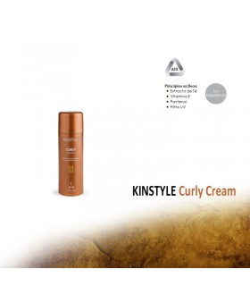 KINSTYLE Curly Cream