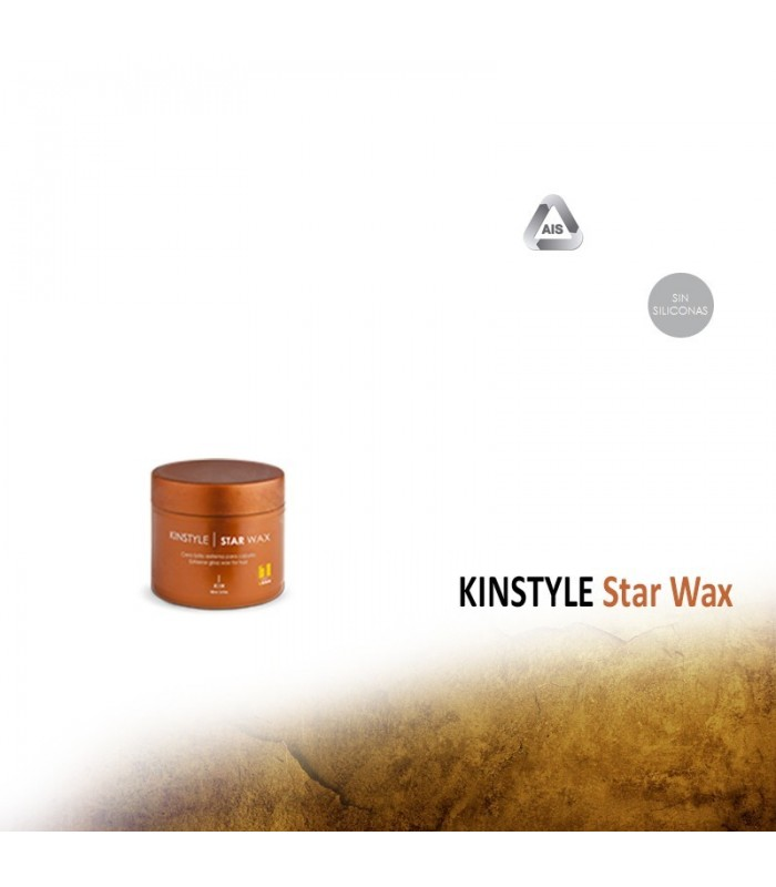 KINSTYLE STAR WAX