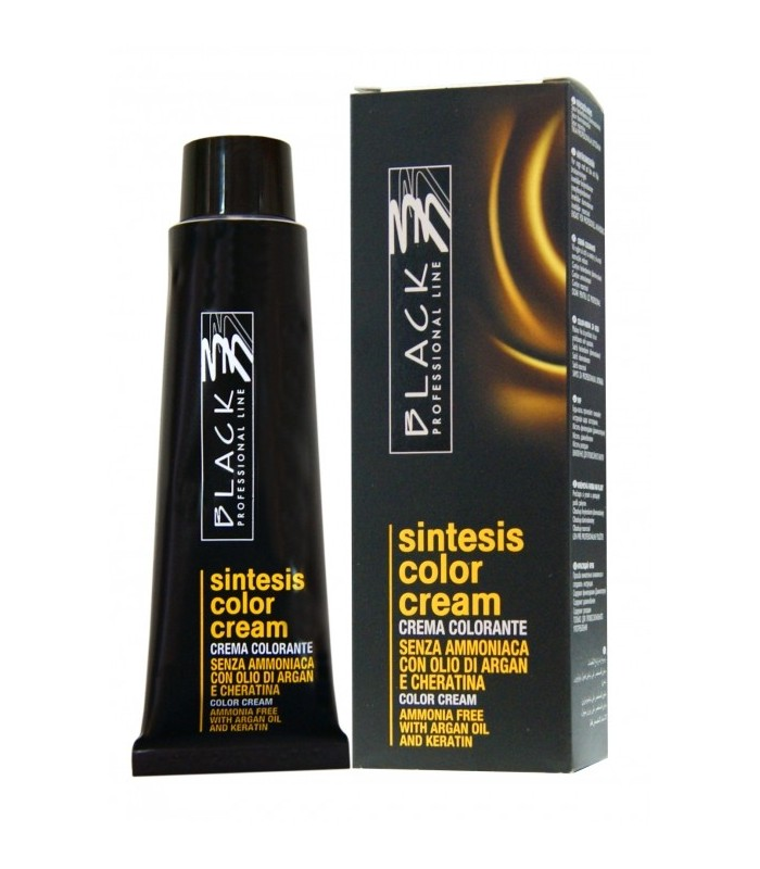 BLACK SINTESIS COLOR CREME SIN AMONIACO