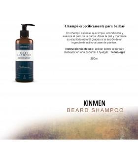 Kinmen Beard Shampoo 250 ml