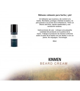 Kinmen Beard Cream 50 ml