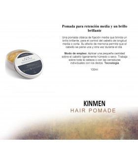 Kinmen Hair Pomade 100 ml
