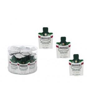 Bote de 30 Sachet Crema Pre-Afeitado 15 ml