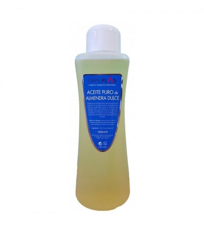 Aceite Puro de Almendra Dulce Depilplas 1000 ml