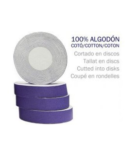 ALGODON ARROLLADO CON PAPEL CORTADO 1 kg.
