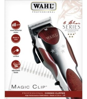 WAHL MAQUINA DE CORTE MAGIC CLIP 5 STAR SERIES