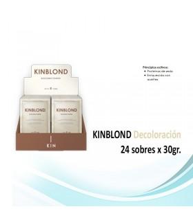 KINBLOND Decoloración 30 gr.