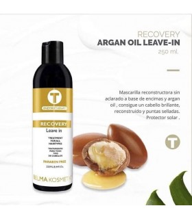 Mascarilla Argan Oil Recovery Leave in 250 ML