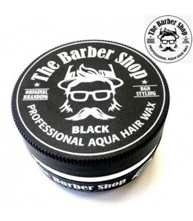 The Barber Shop Aqua Hair BLACK 150ml
