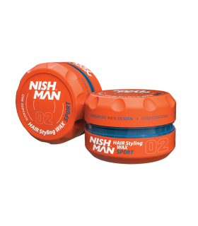 NISHMAN Aqua Hair SPORT 02 150ml