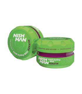 NISHMAN Aqua Hair KERATIN 05 150ml