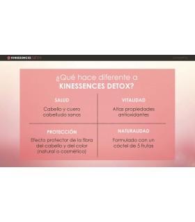 KINESSENCES DETOX INFORMACION NUEVO