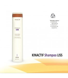 KINACTIF LISS  Shampoo