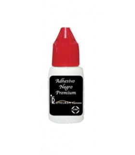 IRENE RIOS Adhesivo Negro Premium.